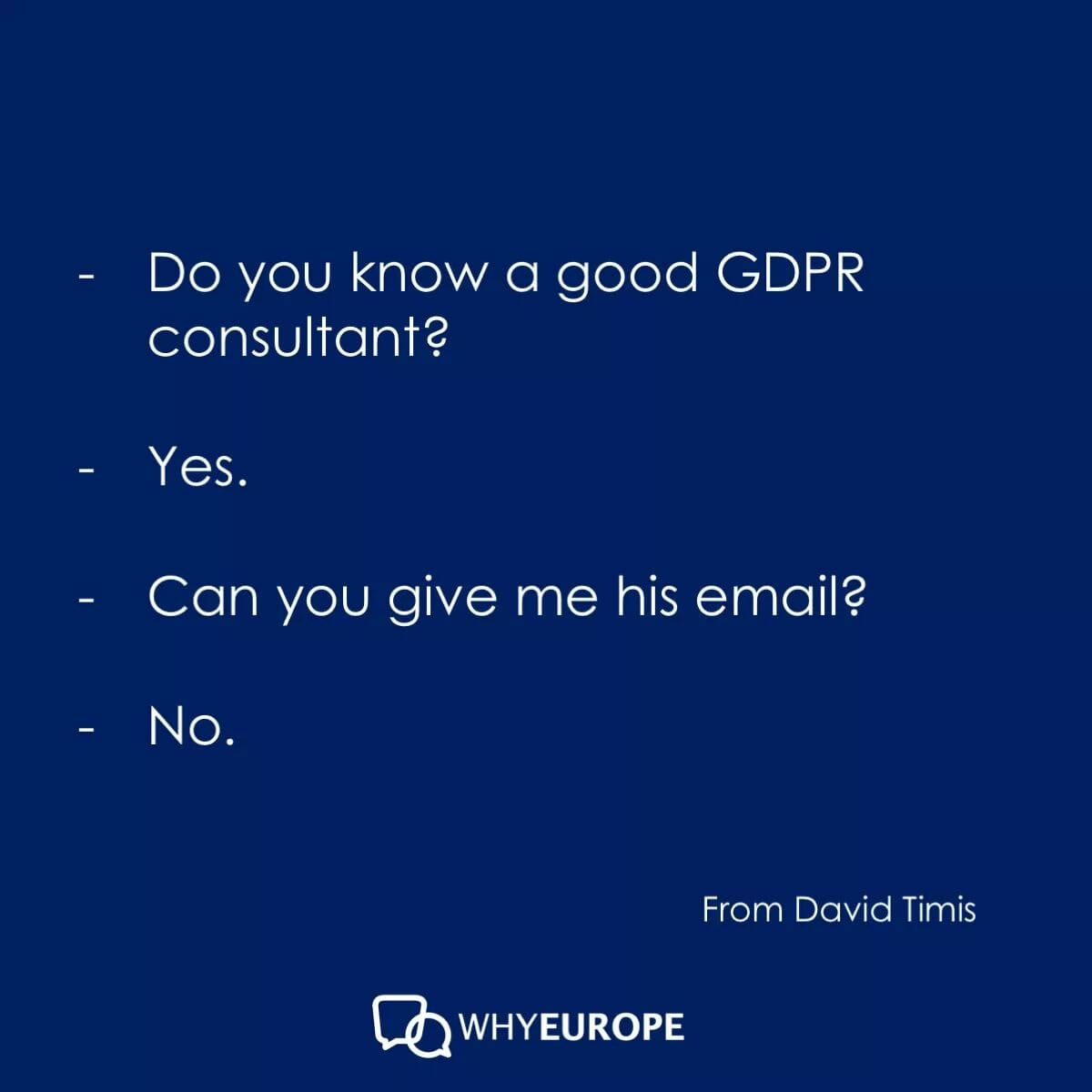 GDPR email sharing